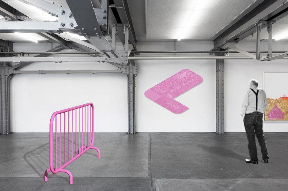 Opening: Michael Stoll - Fluchten