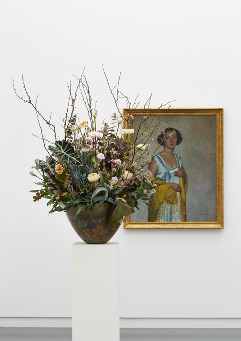 Guided tours: Flowers to Art