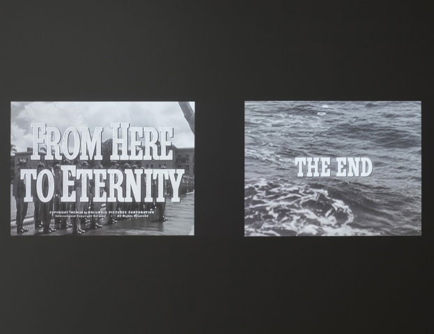 Carlos Bunga - Absence / Matthew Benedict - The Sea Cook / Jorge Macchi and Edgardo Rudnitzky - From Here to Eternity
