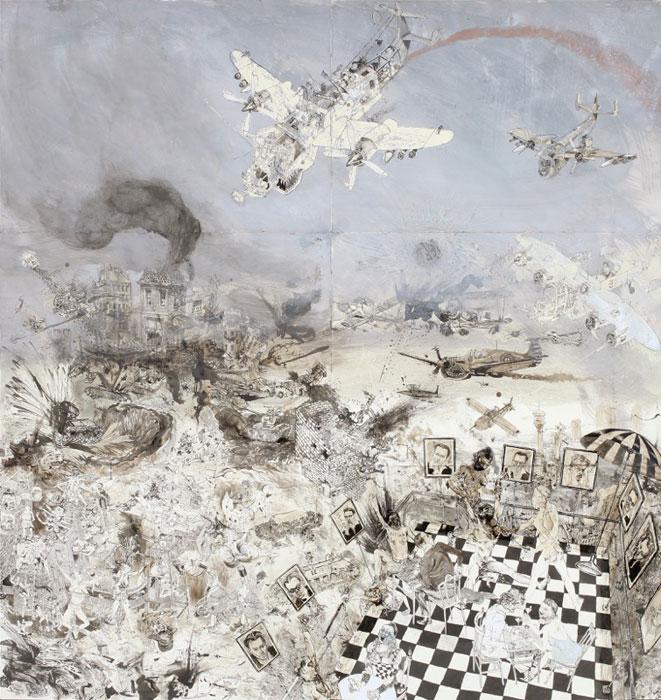 Sigga Björg Sigurðardóttir, Peter Feiler, Josef Zlamal - The Fine Art of Drawing: Best of Iceland, Germany, Czechia