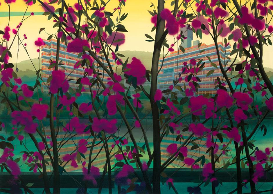 Opening: Robert Minervini - Improvised Gardens
