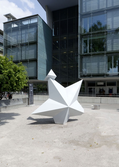 Guided tour: Gasträume 2017 - Public Art in Zurich