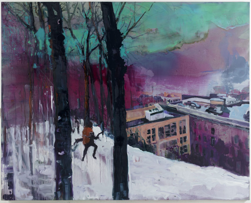Artist Talk: Rachel Lumsden