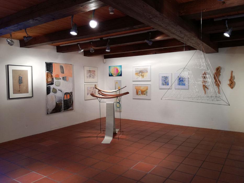 Guided tour: Regiokunst - 37 Megger Künstlerinnen und Künstler stellen aus