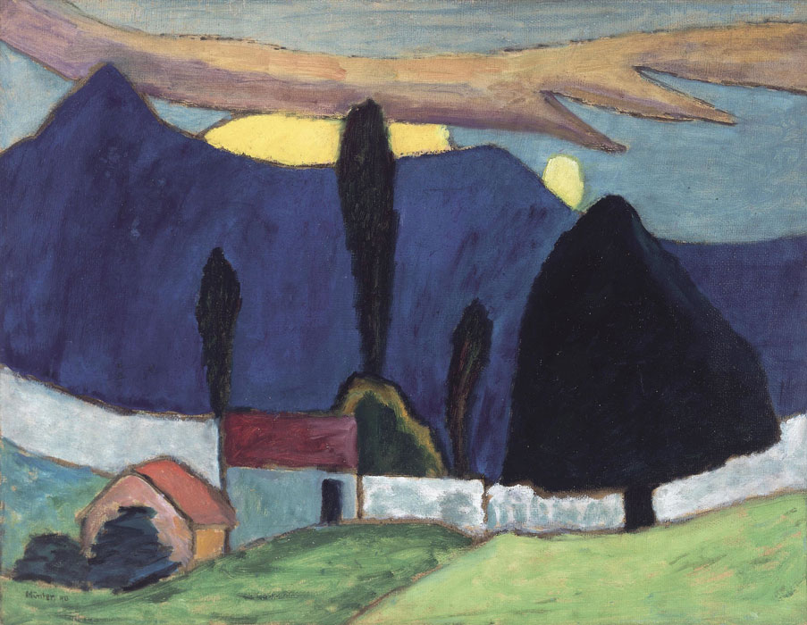 Guided tour: Back to Paradise - Master Pieces of Expressionism from the Aargauer Kunsthaus and the Osthaus Museum Hagen