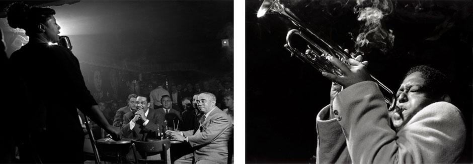 Herman Leonard - The Rhythm of Old New York
