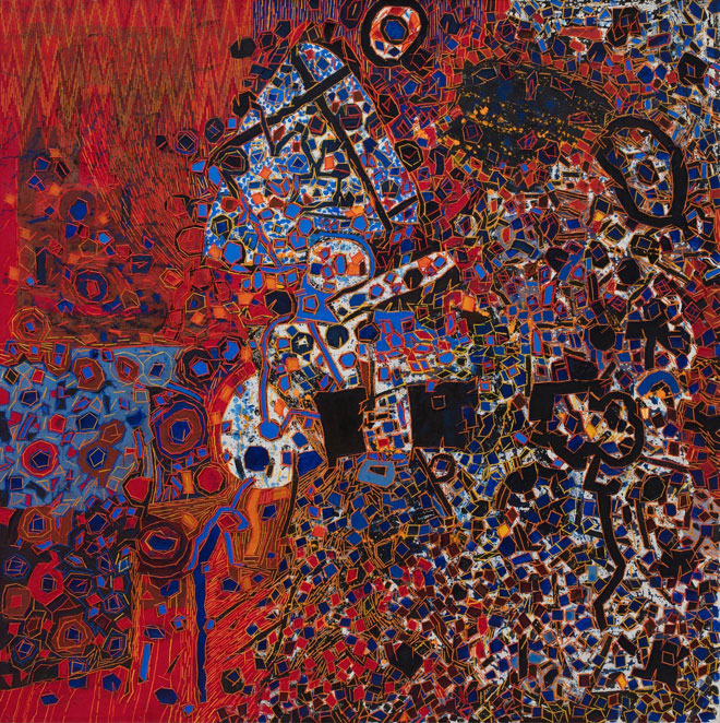 Opening: Lee Mullican - The 1960s
