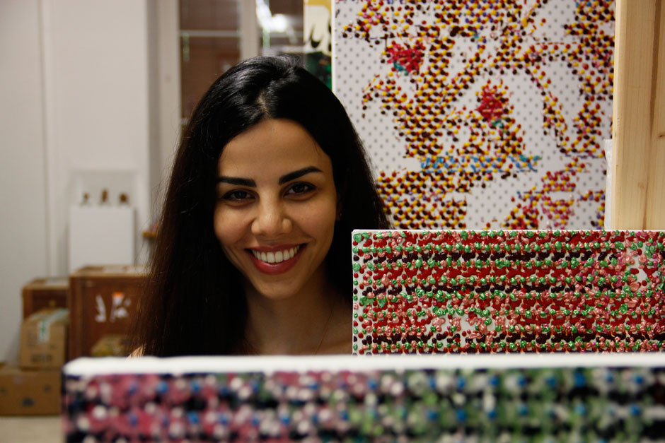 Artist Talk: Samira Hodaei
