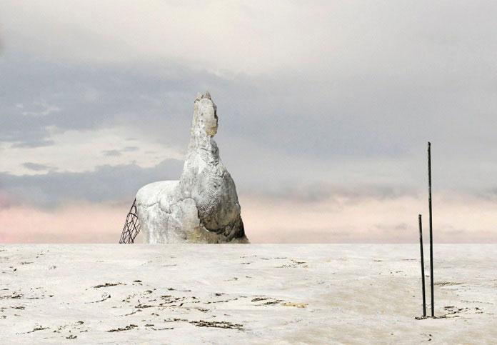 Finissage: Sandra Senn - Zwischen zwei Meeren