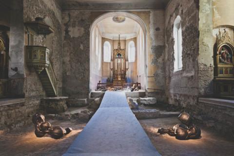 noli me tangere Kunstraum Johanniterkirche Feldkirch, Austria