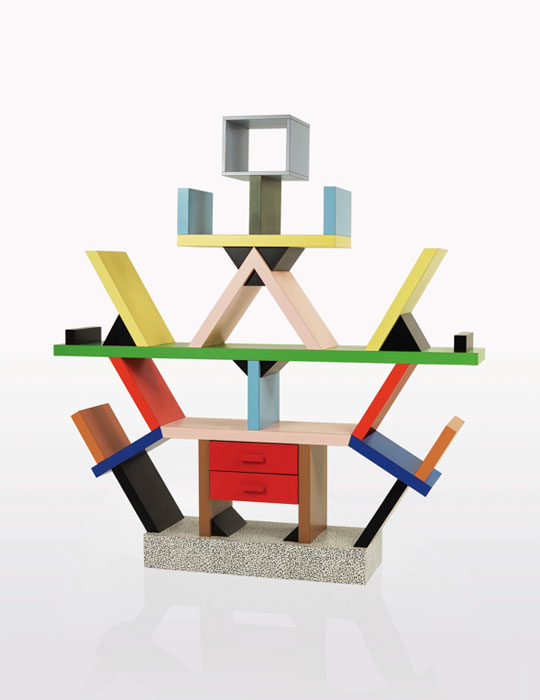 Ettore Sottsass & The Memphis Group - Inside a Collector's Home