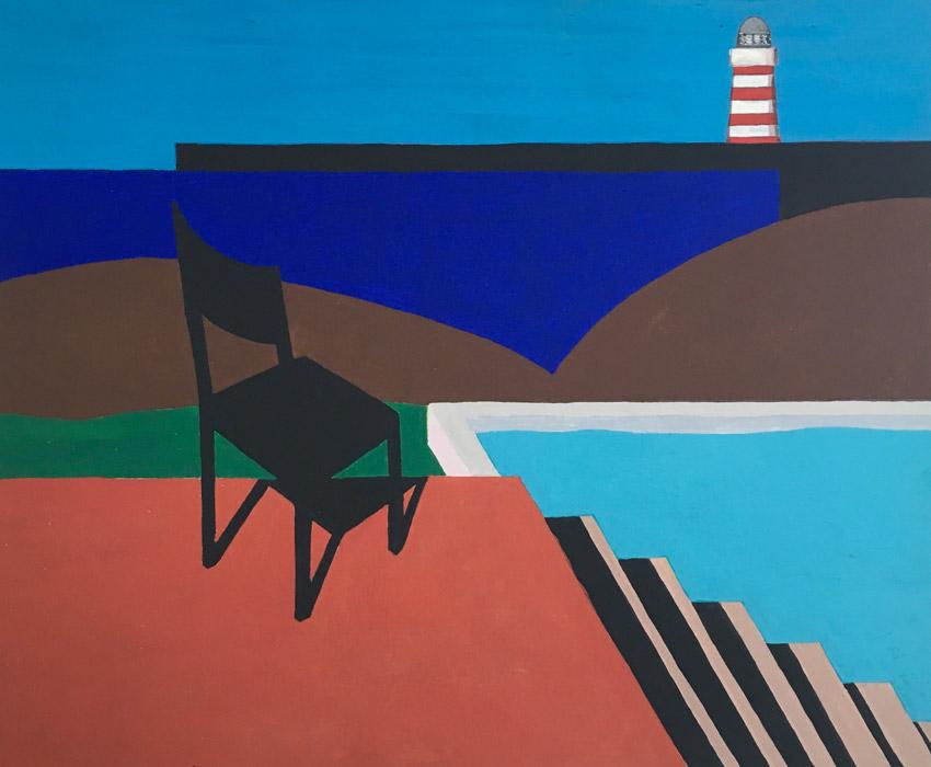 Finissage: Carlo Domeniconi - le fond de l'étang