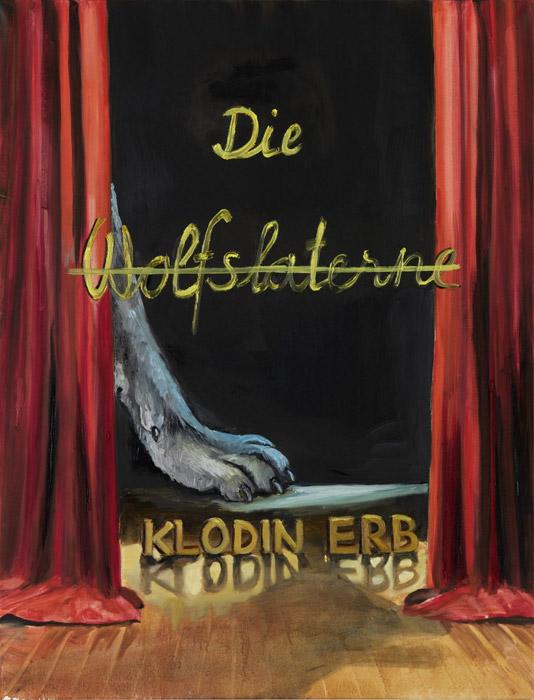 Opening: Klodin Erb - Die Wolfslaterne