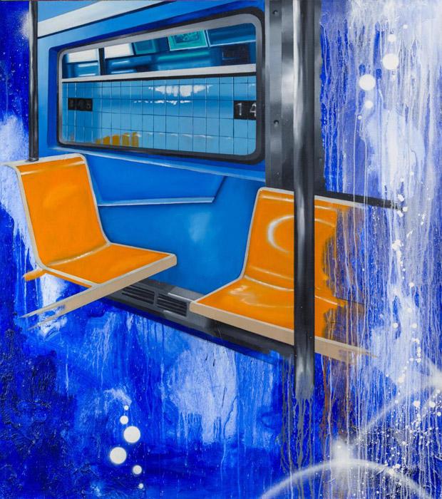 Chris Daze Ellis - Daily Commute