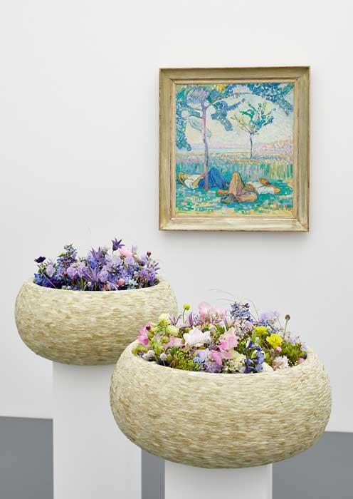 Talk: Flowers to Art