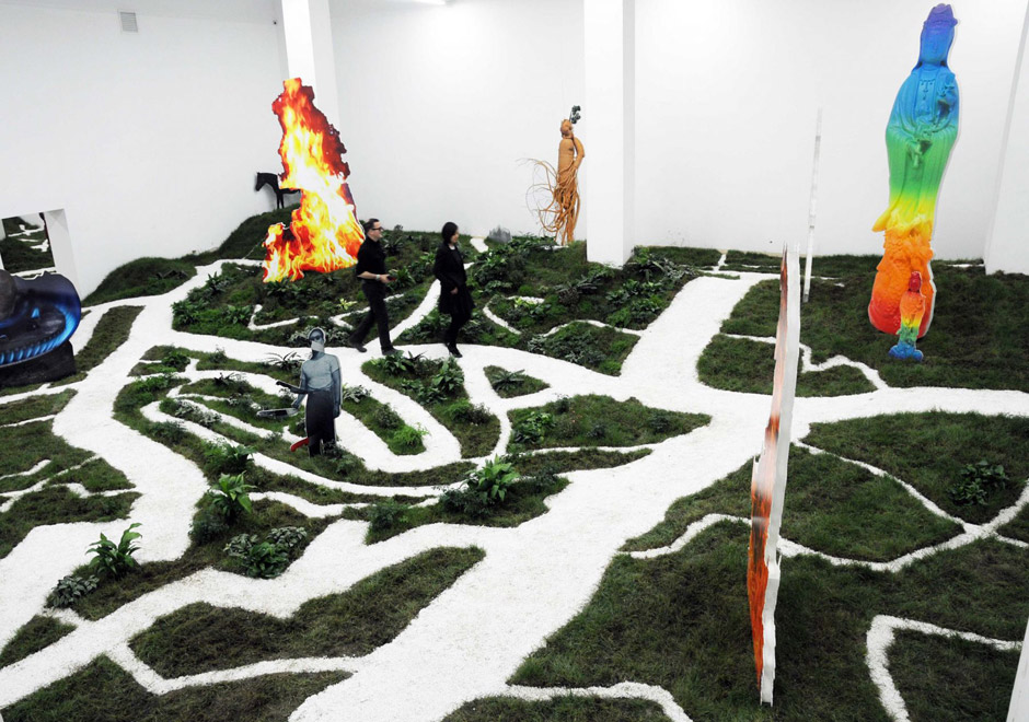 Xu Zhen® - Movement Field
