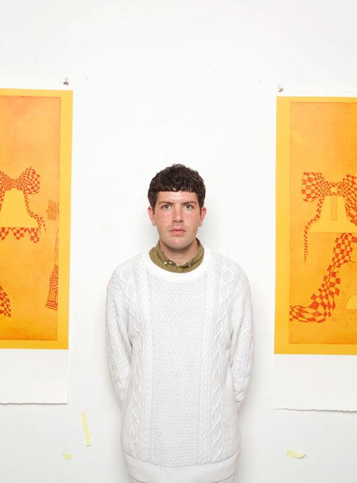 Open Studio: Cédric Eisenring - Aarau Manor Art Award 2018