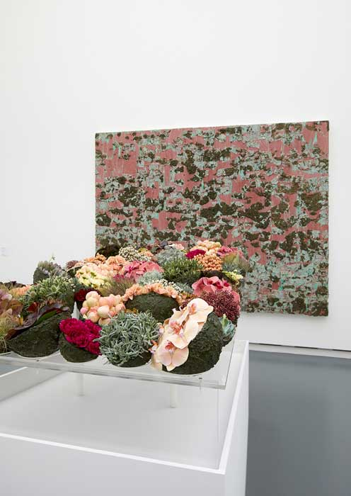 Guided tour: Flowers to Art