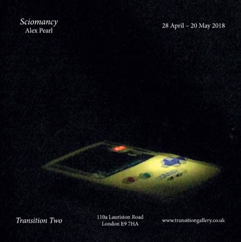 Opening: Alex Pearl and Katherine Tulloh - Sciomancy