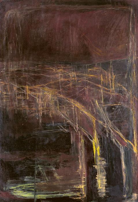 Art Encounter: Elisabeth Strässle - Derborence. Malerei und Zeichnung