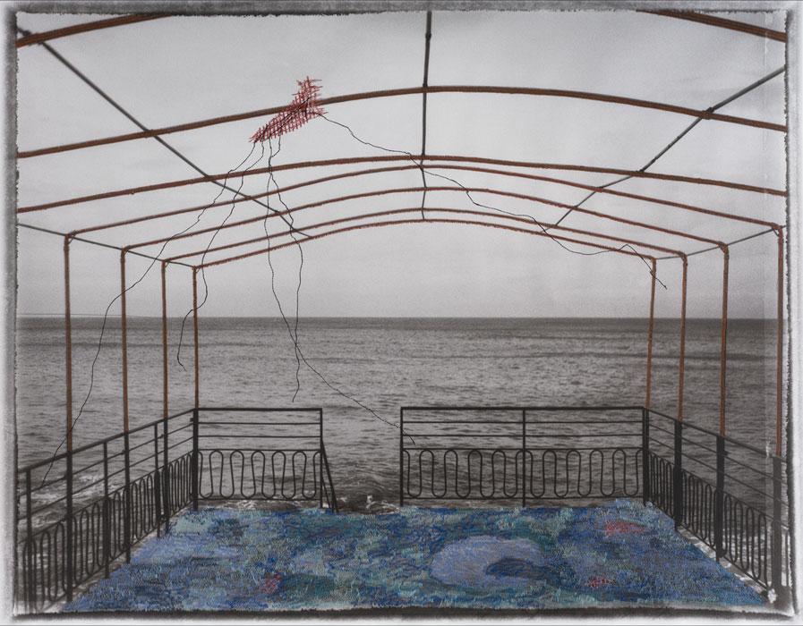 Stefania Beretta - Stitched Landscapes