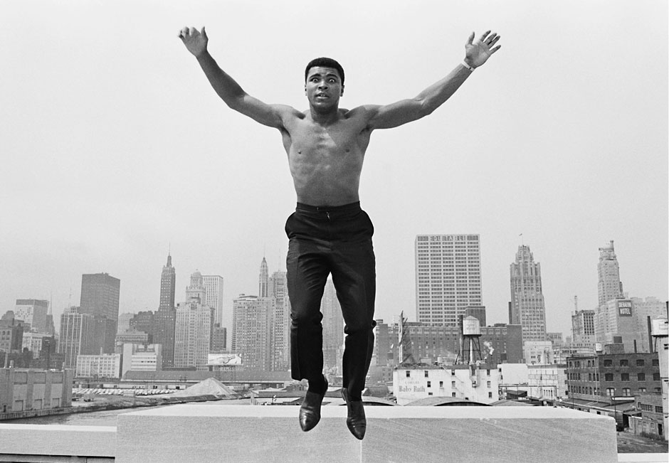 Finissage: Muhammad Ali (1942 - 2016) - Now you see me
