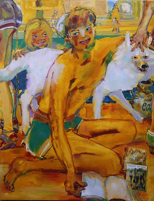 Angela Dufresne & Louis Fratino - Glazed
