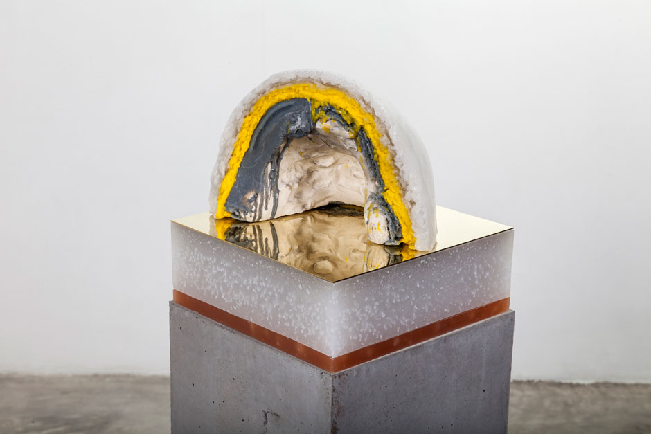 Guided tour: Bharti Kher - Chimeras / Manuel Burgener - Ojingeo - Manor Kunstpreis Kanton Bern 2018