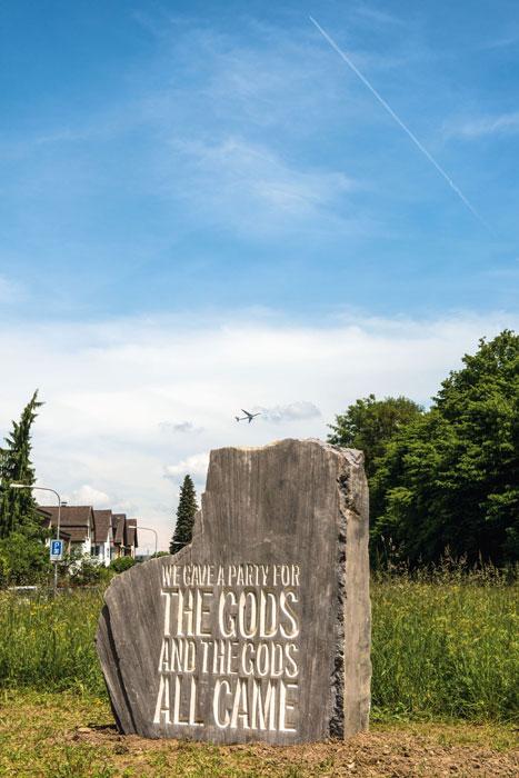 Guided tour: New North Zurich – Public Art Zurich