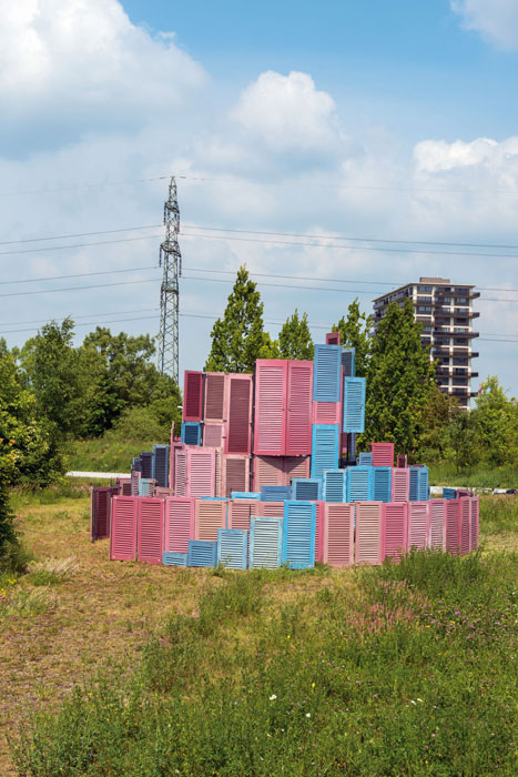 Guided tour: New North Zurich – Public Art Zurich