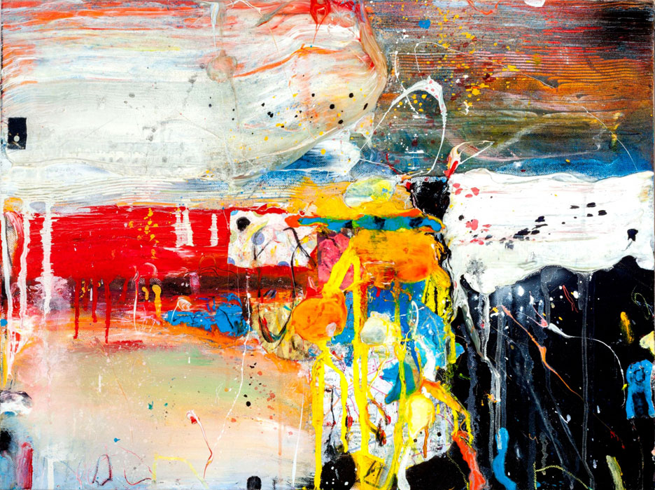 Robert Baribeau - Abstract Horizons