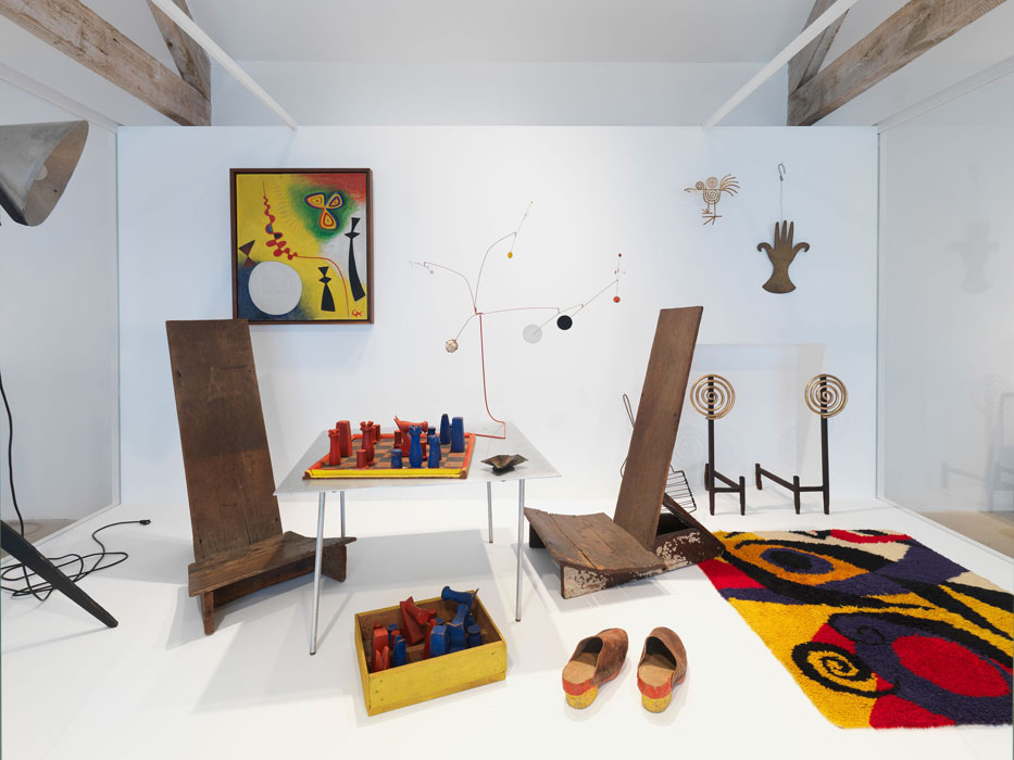 Guided tour: Alexander Calder - From the Stony River to the Sky