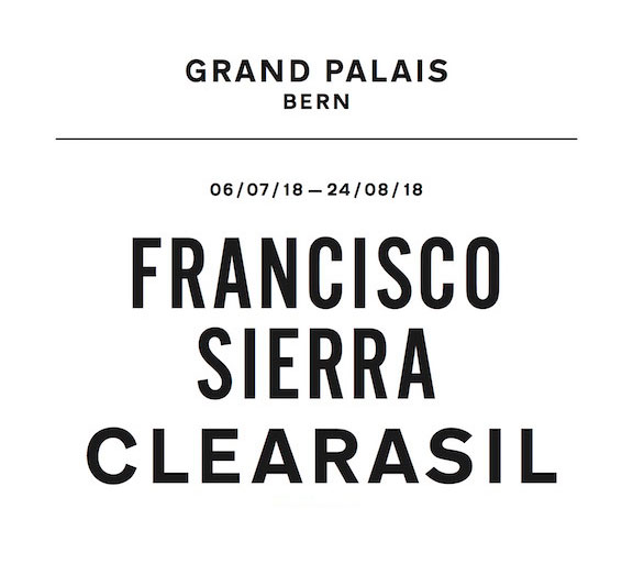 Opening: Francisco Sierra - Clearasil