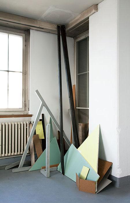 Talk: Andreas Frick, Eva Maria Gisler, Nicole Michel, Sadhyo Niederberger - Versuchsanordnung