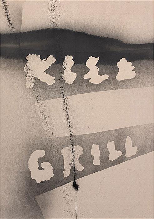 Jürgen Drescher - Kill Grill