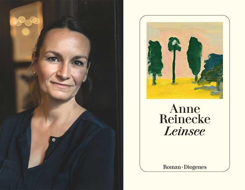 """Reading: Anne Reinecke liest aus ihrem Roman """"Leinsee"""""""