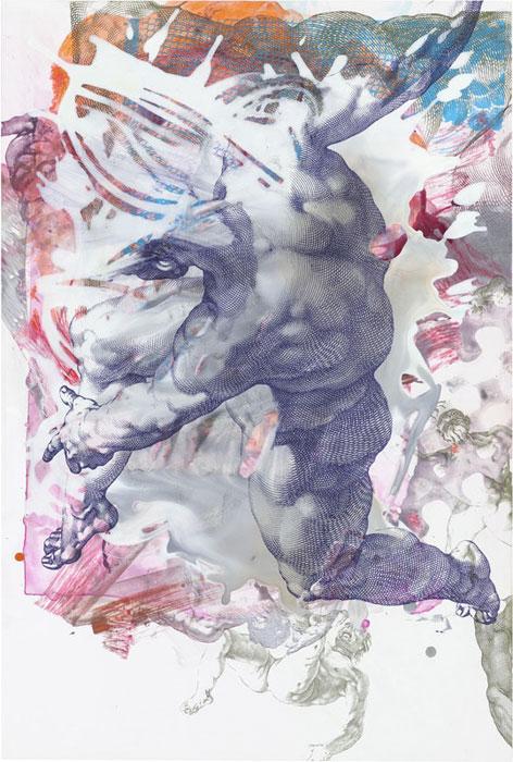 Pia Fries - corpus transludi