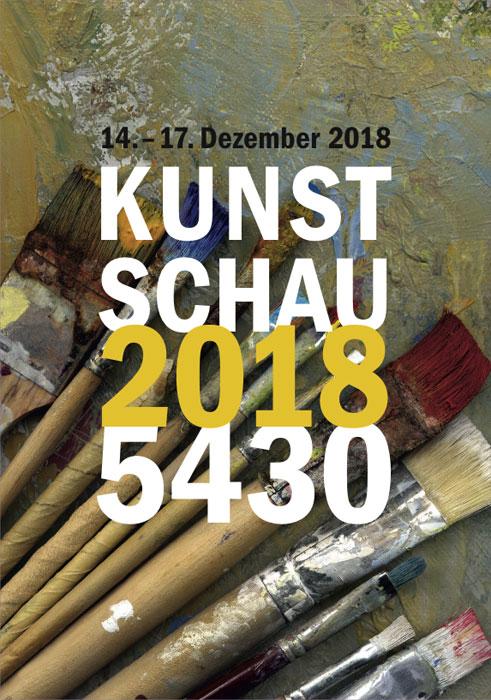 Opening: Kunst Schau 5430 - 2018