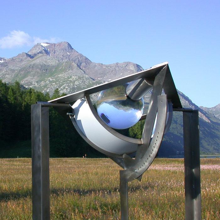 Guided tour: ouvert - Natur. Was sonst? Eine künstlerische Annäherung an Phänomene der Natur