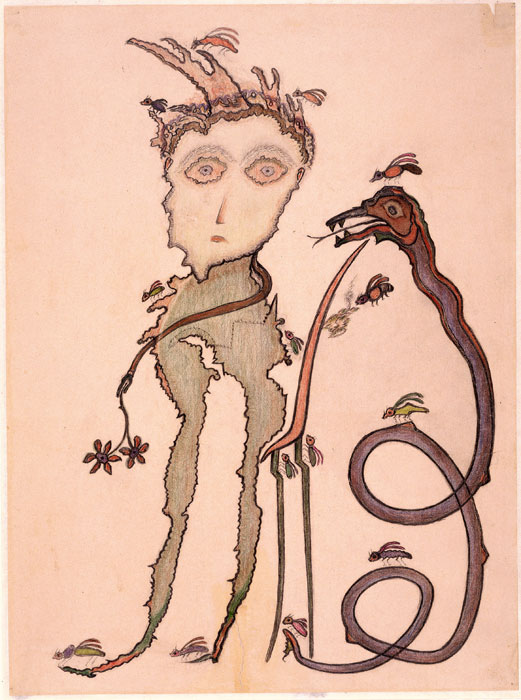 Collection de l'Art Brut - Art in Obscurity