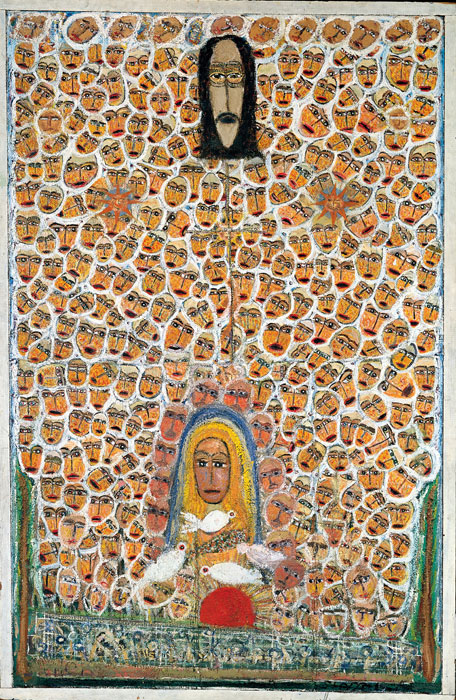Guided tour: Collection de l'Art Brut - Art in Obscurity