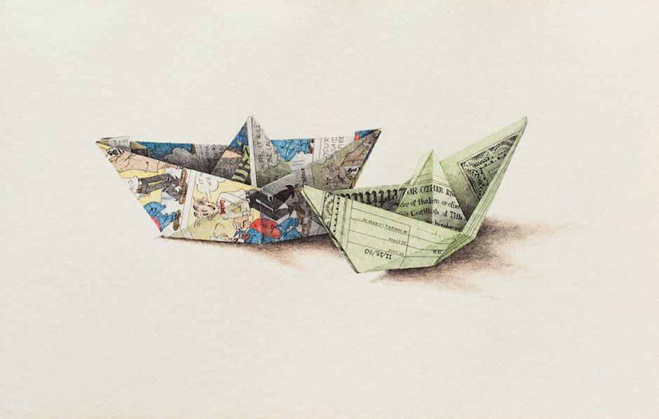 Dalia Ramanauskas - Ink Drawings