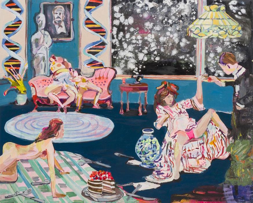 Angela Dufresne, Elizabeth Huey, Lauren Luloff, Erika Ranee, Lisa Sanditz - Waking Dream