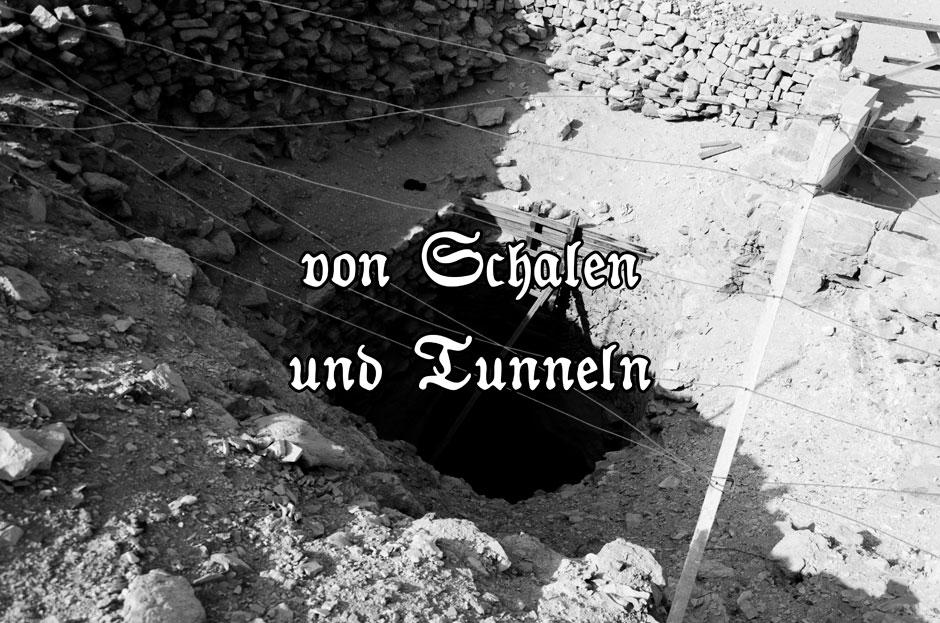 Jürgen Baumann - Von Schalen und Tunneln