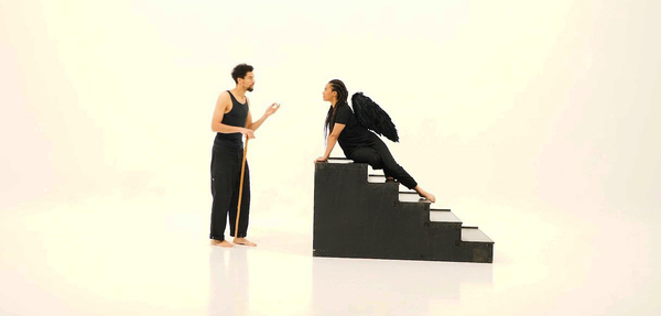 Grada Kilomba and Mounira al Solh - Tandem