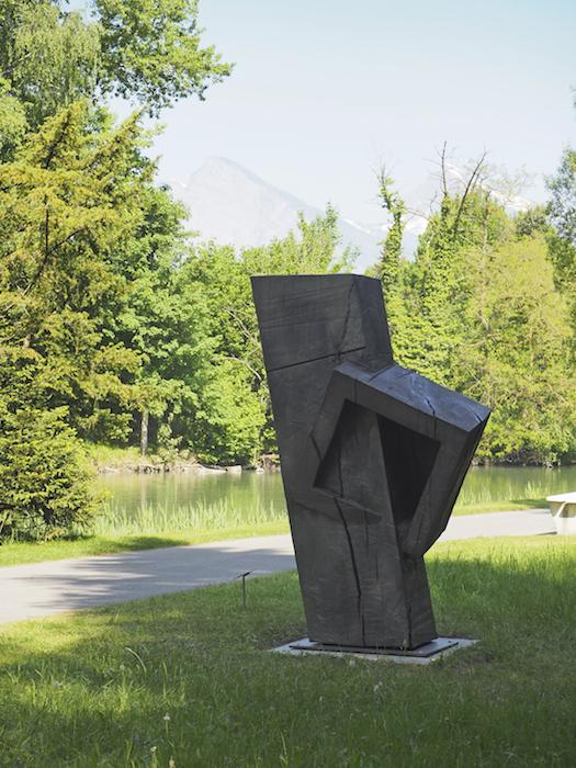Guided tour: 7. Skulpturenausstellung