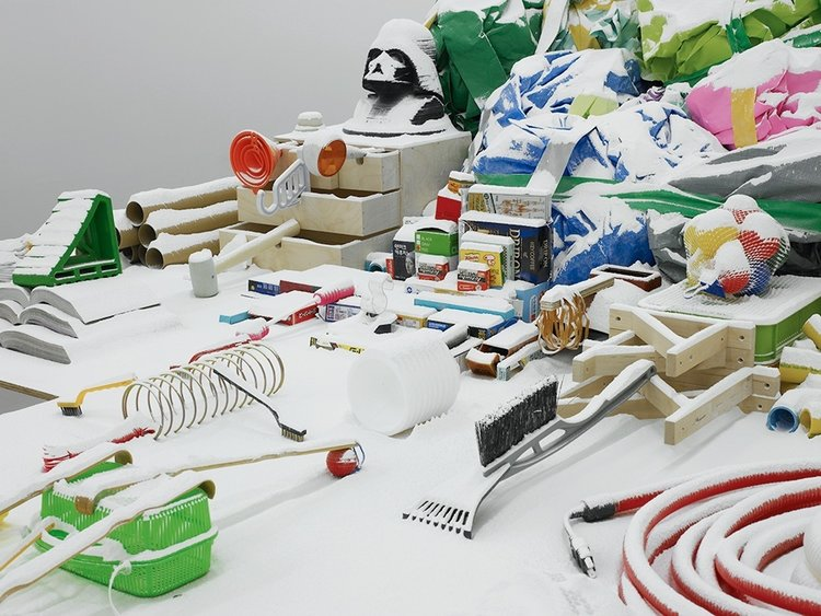 Teppei Kaneuji - Plastic Barricade