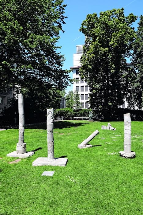 Gasträume 2019 - Public Art in Zurich
