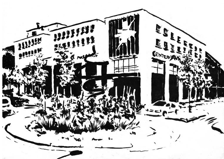 Finissage: Urban Sketchers – Urbane Landstrasse