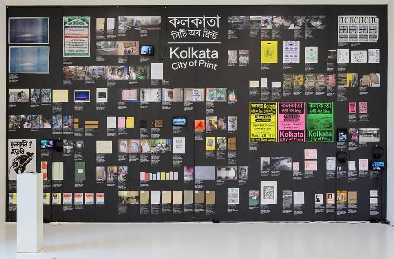 Book Launch: Kolkata–City of Print